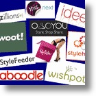 Top Ten Social Shopping Sites (Just In Time) For The Holidays!