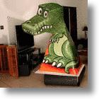 This T-Rex Illusion Will Blow Your Mind!