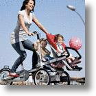 Taga Allows You To Easily Bike Anywhere With Your Children