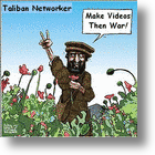 Even The Taliban Are Social Networking