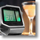 The Breathalyzer Watch - Our New Drinking Buddy