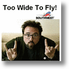 Kevin Smith & His Not So 'Silent Bob' Tweets About Southwest Airlines