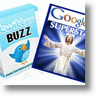 More Twitter Buzz vs Google Buzz?