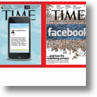 Twitter vs Facebook On TIME Mag, 'Open Conversation' vs 'Open Graph'