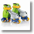 Expanding InLine Skates Make Learning Fun, Functional And Less Frightening