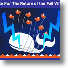 Twitter&#039;s Down? Where&#039;s The Fail Whale When You Need Him?