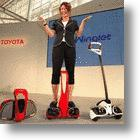 Toyota Winglet Lines-Up with Segway