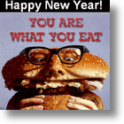 You Are What You Eat On New Year's!