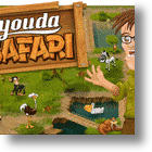 Run Your Own Theme Park in the Youda Safari Video Game