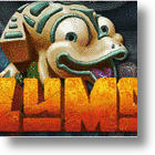 Hit Three in a Row in the Zuma Deluxe Video Game