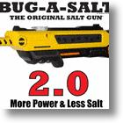 Want To Wage War On Those Flies? Get A Bug-A-Salt Rifle