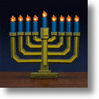 This Hanukkah Bring Your Menorah Into The 21st Century!