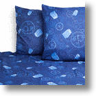 It's Time For Wibbly-Wobbly Timey-Wimey Bed Sheets