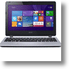 Acer Announces Fanless Aspire E11, V11 Subnotebooks