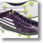 Adidas Introduces World's Lightest Soccer 'Boot'