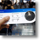 Airport Compass Boarding Pass May Take Flight