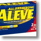Need This New Finding? Aleve May Be Safer For Heart Health