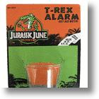Want To Know When A T-Rex Is Coming? Get A T-Rex Alarm