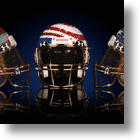 Like Football Or Hockey? Check Out These Collectors Helmets