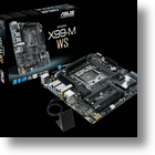 Asus Builds Micro ATX Intel X99 Motherboard