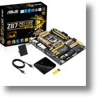 "Asus Touts ""World's First"" Thunderbolt 2 Motherboard"