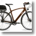 Four Rings, Two Wheels: Audi's Wooden Bicycle