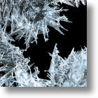 Ice Formation Gives Room Temperature The Cold Shoulder