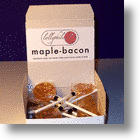 Bacon & Maple Syrup Make Some Tasty Lolly-Pops!