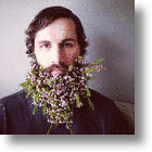 Want This New Trend? Flower Beards