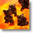 Want Your Gummi Bears Evilly Hot?