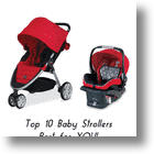 Top 10 Baby Strollers That Are Best For YOU And Your Needs