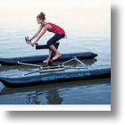 Is It A Bike? Is It A Boat? Nope, It's The X1 Water Bike