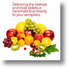 Fruit4Thought: Fruit Delivery Service For Toronto Office Workers