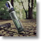 Purify Your Water And Illuminate Your Tent With Bottlelight
