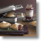 Breville Pie Maker Creates Perfect Mini Pies On Your Countertop