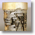 Bringing New Life To Old Books - Brilliant Book Art