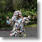 The Can Man Suits Up With Rubbish