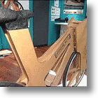 Lightweight Cardboard Bike A Bargain?