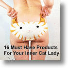 16+ Must Have Have Products For The Crazy Cat Lady In You