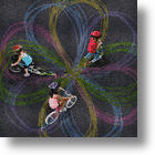 Chalktrail: Biking & Art Together At Last!