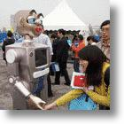 China Developing Robot for the Eldery