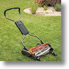Fiskars New Reel Mower, Sharper, Stronger, Wider