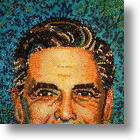 George Clooney in Jelly Beans - Colorful and Yummy!