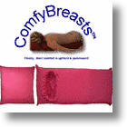 No Joke: Comfy Breasts Offer Relief For Well-Built Women