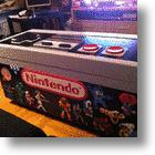 Super Sized For A Super Console, Part One: The Giant NES Controller Coffee Table