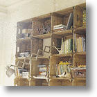 Recycled and Reclaimed Shelves: Decorative and Useful