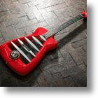 Custom Alfa Romeo-inspired Guitar Redefines High Performance