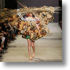 Viktor and Rolf Couture Inspired by Van Gogh's Paintings