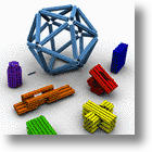 A Double Strand of DNA & The Art Of Origami Meet Nanotechnology