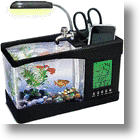 USB Fishquarium Makes Office Life Feel A Little Less Like Drowning
